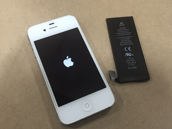 iPhone4sバッテリー.0123