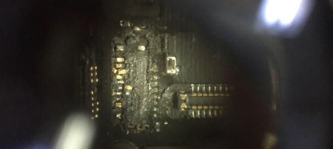 【iPhone6】自己修理失敗(T ^ T) iPhone修理専門店アイフォンクリア琴似店ブログ2017/04/29