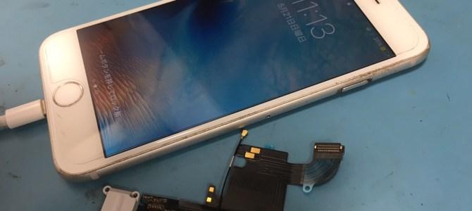 【iPhone6】カフェラテをこぼしてしまった! iPhone修理専門店アイフォンクリア琴似店ブログ2017/05/25