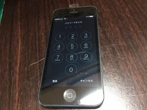iPhone5修理後1110