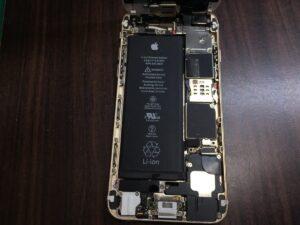 iPhone6水没1111