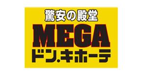 メガドン・キホーテ logo