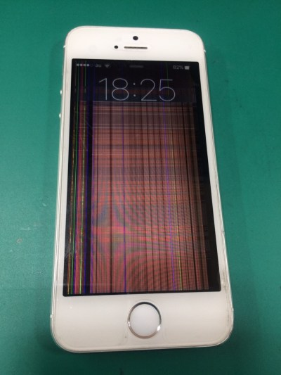 iphone5s液晶故障