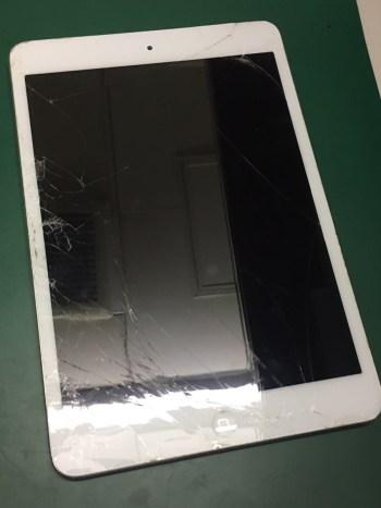 iPadmini修理前28/11/27