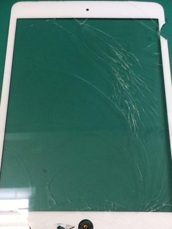 iPadmini2修理前28/12/24