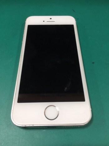 iPhone5s修理前29/01/28