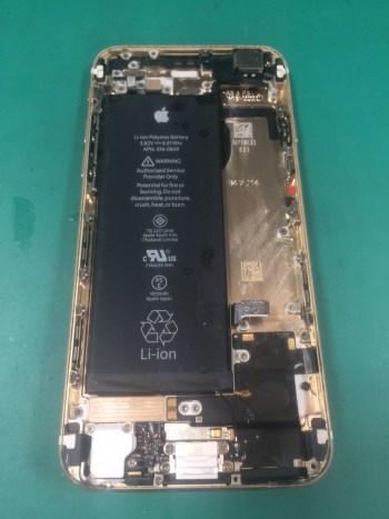 iPhone6修理前29/03/12