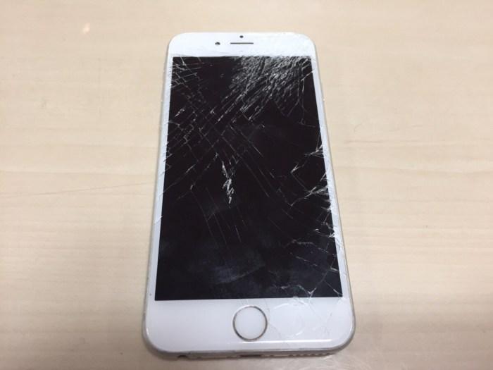 iPhone6フロントパネル交換.0410