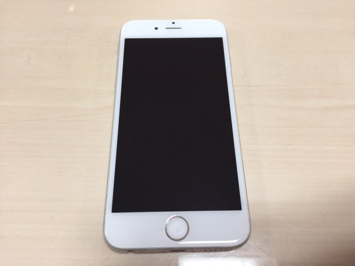 iPhone6フロントパネル交換3.0410