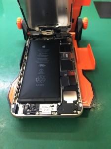 iPhone6Plusバッテリー交換1215(2)