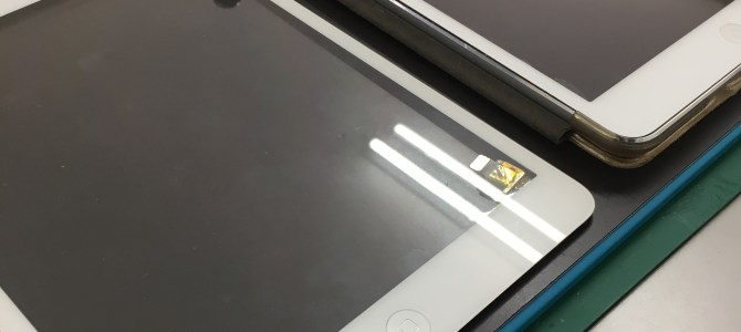 ipadタッチが出来ない iPhone/iPad修理専門店アイフォンクリア 千歳店ブログ2018/5/14