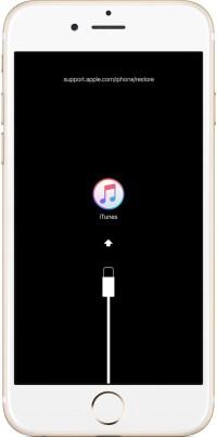 iPHoneのリカバリーモード