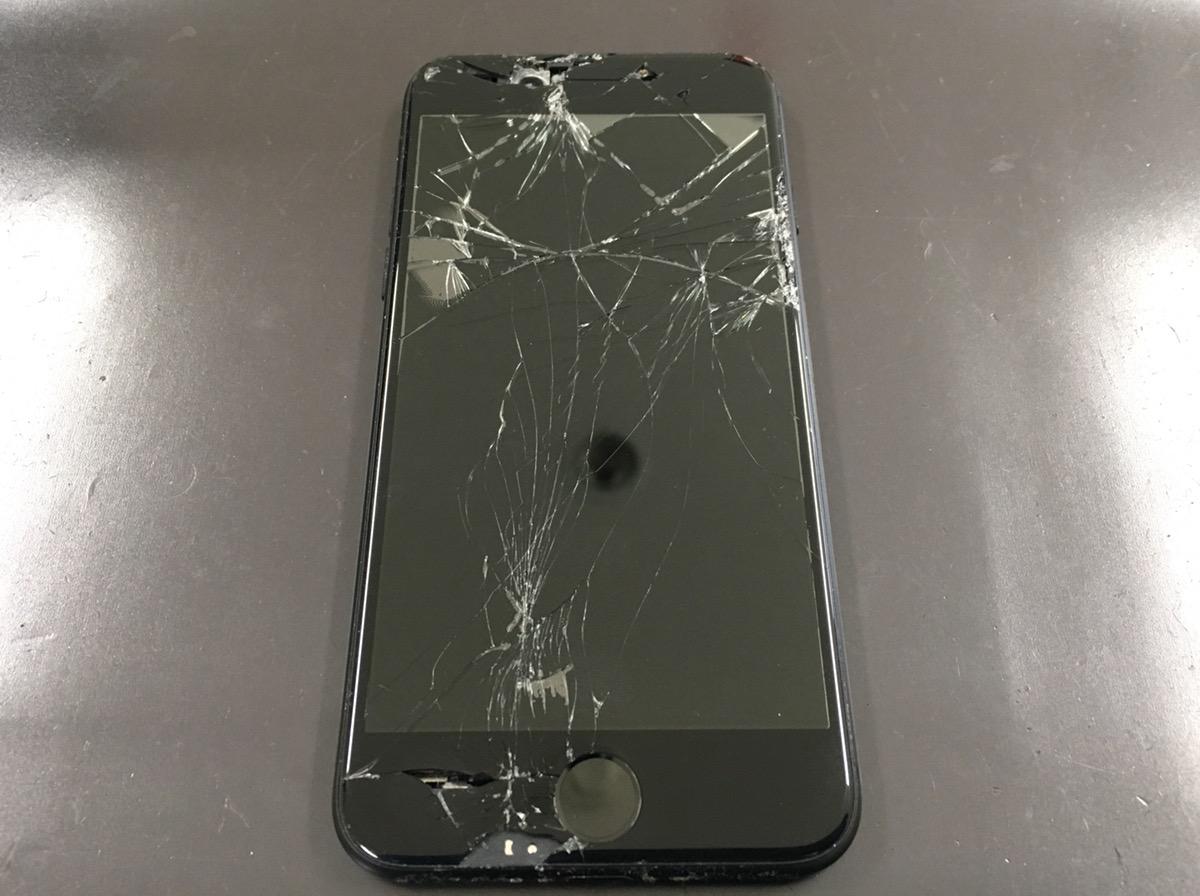 iphone7液晶交換千歳0810