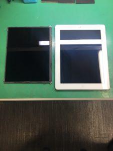 iPad2 液晶交換0810
