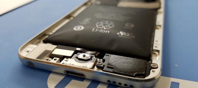 iPod touchのバッテリー交換も、アイフォンクリア麻生店へ!