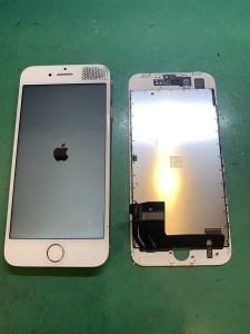 iPhone8画面交換0301(4)