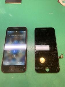 iPhone画面交換0408(4)