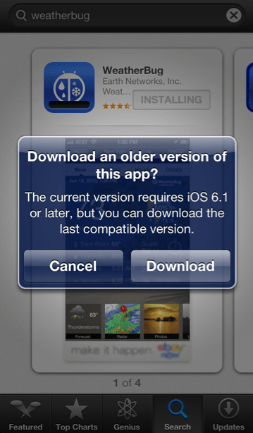 iPhone 3G and 3GS Owners Can Now Download Older Versions ...