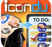 iCondu, Innovative New iPad App to Manage Your Daily To Do List