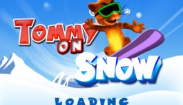 Tommy on Snow, One Cool Snowboarder – Video Review