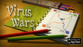 Virus Wars iPhone App Review