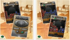 Voltage a Unique Puzzle Game for your iPhone and iPad