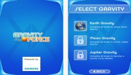 You Control Gravity in Gravity Force for iPhone – Video Review