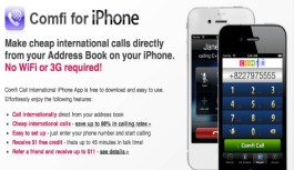Comfi Call International iPhone Review
