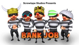 Escape The High Security Vault in iOS App Bank Job – Video Review