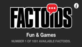 Factoids+ Review