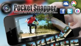 Pocket Snapper – iModel and Virtual Studio iPhone Review: Video