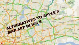 The 8 Alternatives to Apple's Map App in iOS 6
