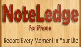 NoteLedge® For iPhone: Video Review
