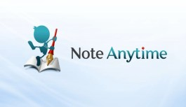 Note Anytime – a full featured easy to use note taking app for iPad / iPhone