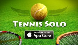 TennisSolo Turn your iPhone into a Tennis Racket – Video Review