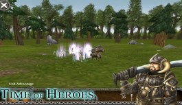 FAA's Free App of the Day: Time of Heroes