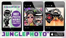 JunglePhoto – A Fun Photobooth App – Review