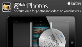 oneSafe Photos a Secure Vault for Photos and Videos on your iDevice