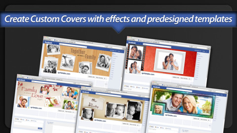 Enhance your Profile & Cover Photos with Photo Covers for Facebook