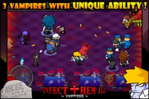 Infect Them All Vampires Image 1