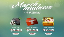 Get Three Mac Apps free every Friday in March courtesy of AppyFridays