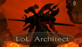 LoL Architect Build Legends on your iPad