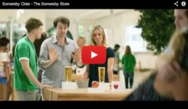If Apple was ever to sell beer, then this is surely how they will market it – Video