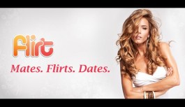 Flirt – mates, flirts, dates, find yourself a relationship with this app