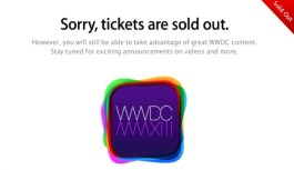 WWDC 2013 tickets sells out in under 2 minutes
