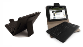 KeyCase iPad Mini Keyboard Case, Stay Professional while on the go