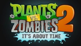 Plants Vs Zombies 2 to Hit the App Store in July