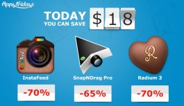 AppyFridays Deals: Radium 3 and 2 other Mac apps on sale