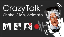 Go Crazy with iPhone app CrazyTalk – Video Review