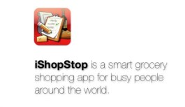 iShopStop – grocery shopping: Review